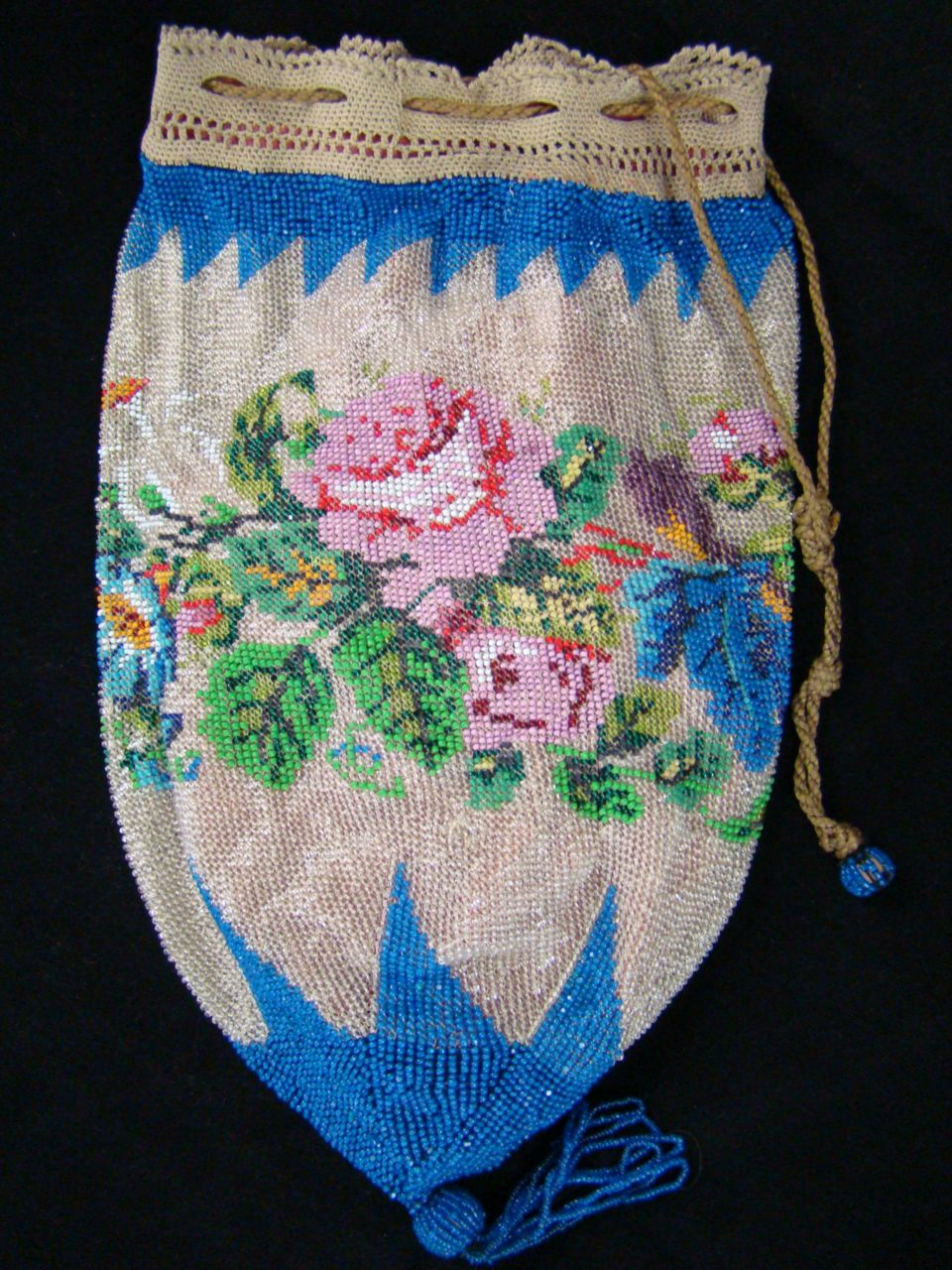 beaded-purse-aqua-base
