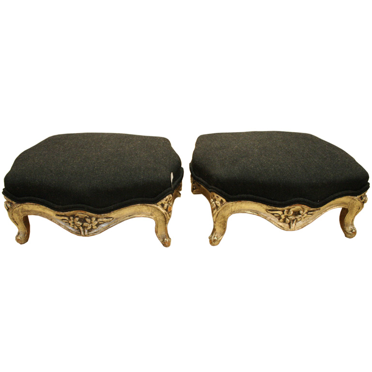 Foot stools Istdibs