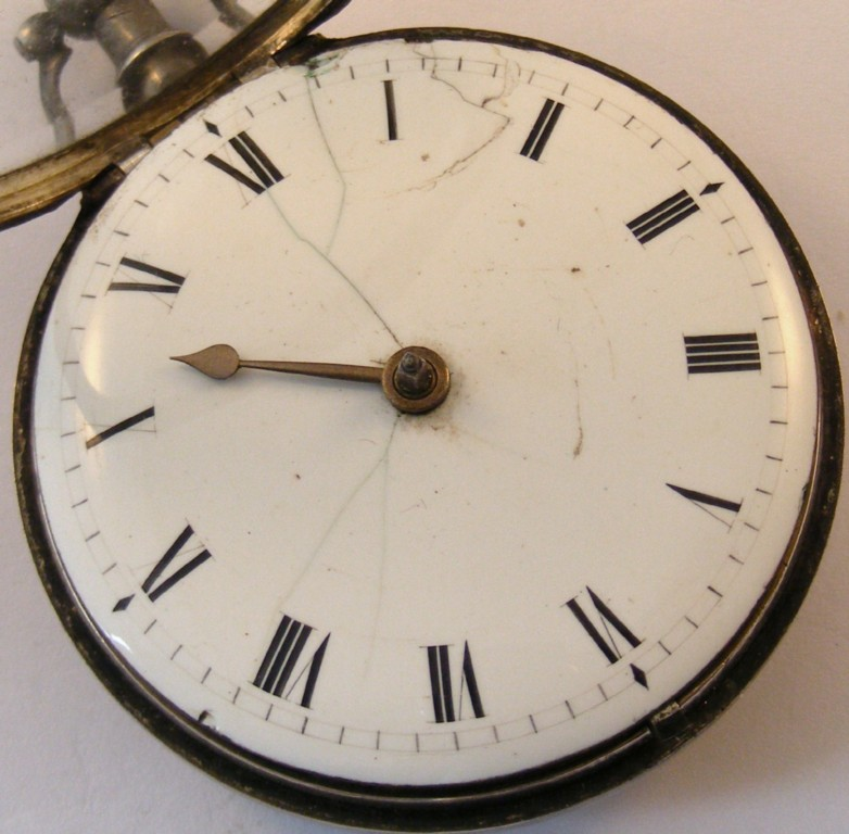 Pocket watch 1810 close