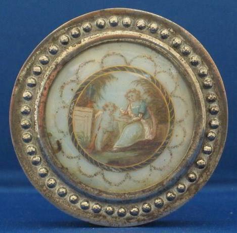 trinket box antiques and rarities Rubylane