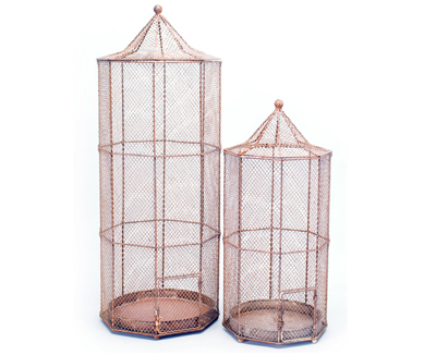 Aidan Gray orchid baskets