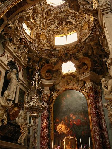 Austin Chiesa della S.S. Annunziata in Florence