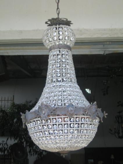 Big Daddy chandelier