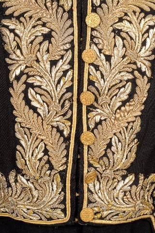 coat detail