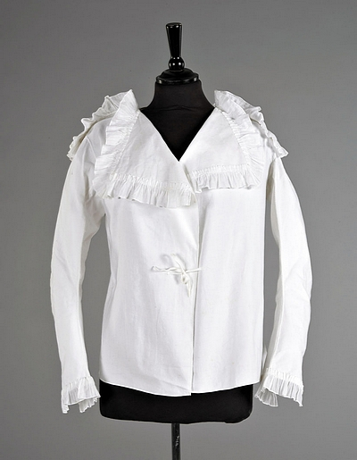 Ladies powdering jacket 1790
