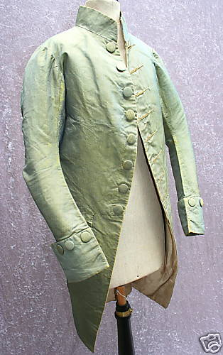 mens coat 1780 ebay france