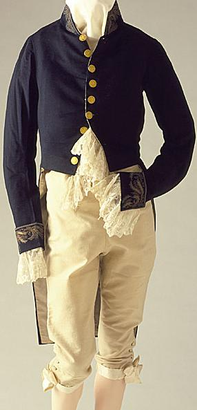 mens military uniform 1830 usa LACMA