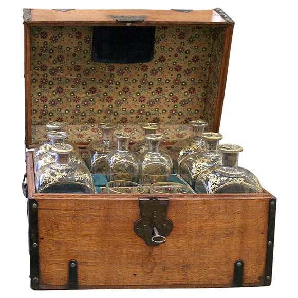 Military English travel boxc. 1790 1stdibs