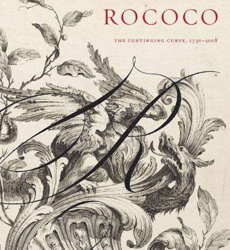 catalogue Rococo exhibit cooper-hewitt