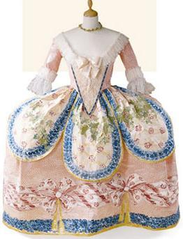 Marie Antoinette paper