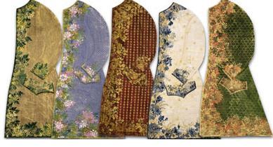 Paper vests