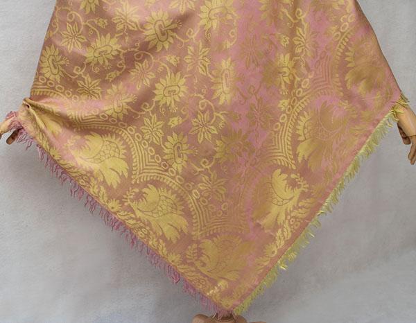 Shawl c 1820 Vintage textile