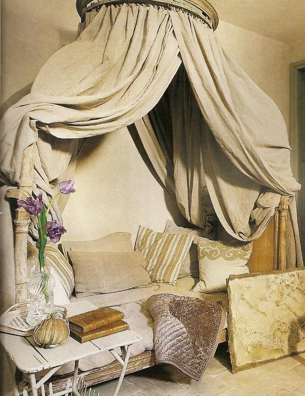 Veranda bed 2002
