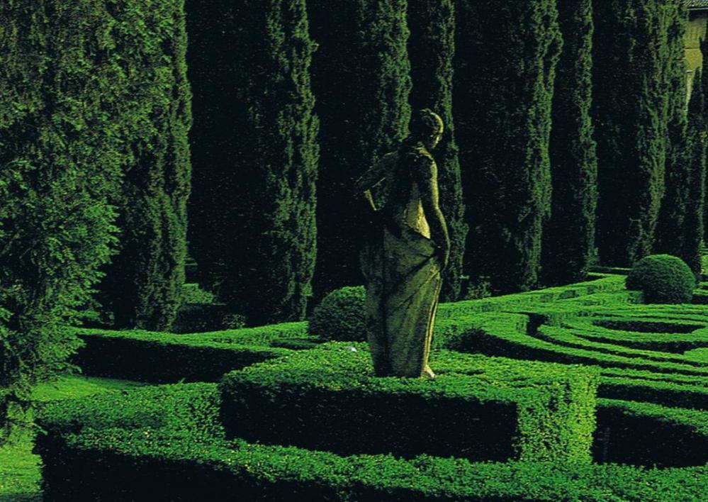 Edith Wharton's Italian Gardens