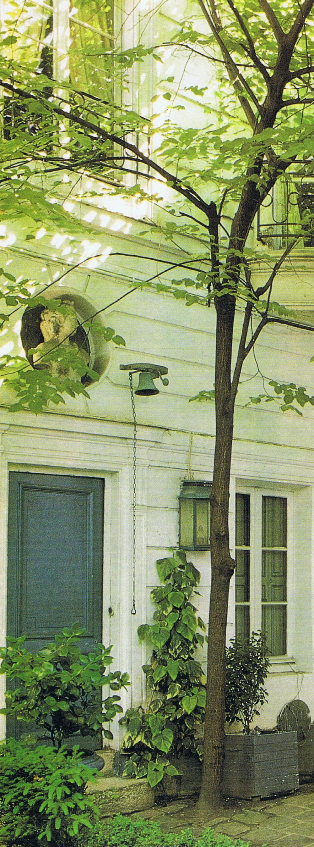 Isabelle Adjani 2 Paris Interiors
