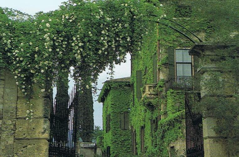 Villa Cuzzano Edith Wharton's Italian Gardens