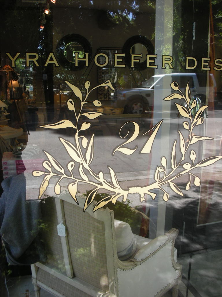 Myra Hoefer Gorgeous With Myra Hoefer Design Healdsburg CA Picture