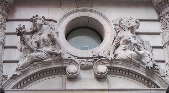 Beaux Arts Penininsula Hotel New York