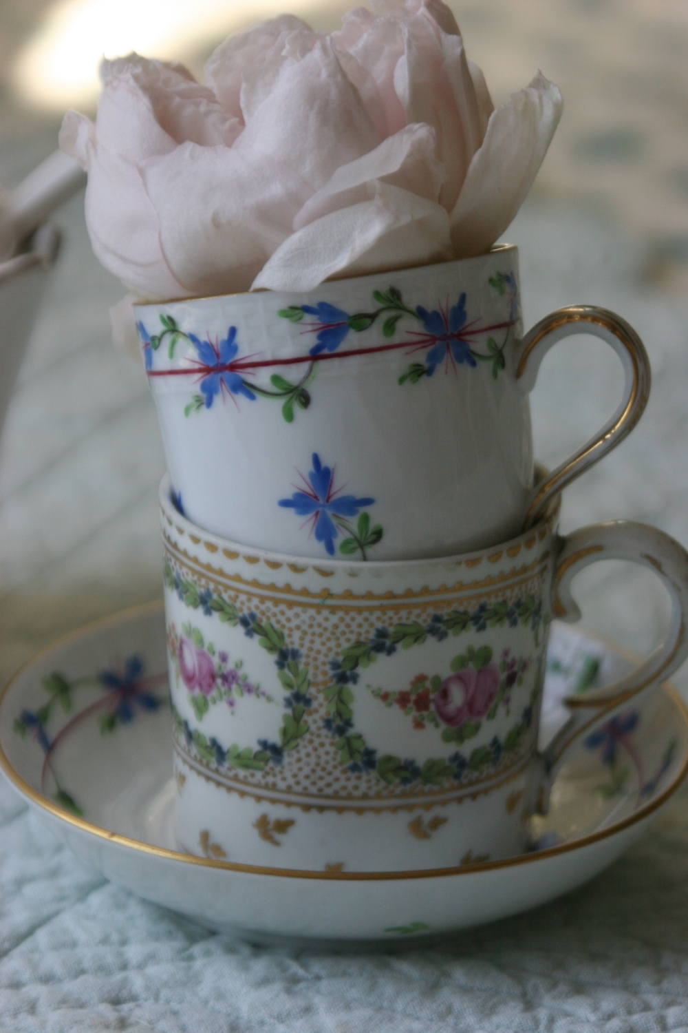 Antique Paris porcelain