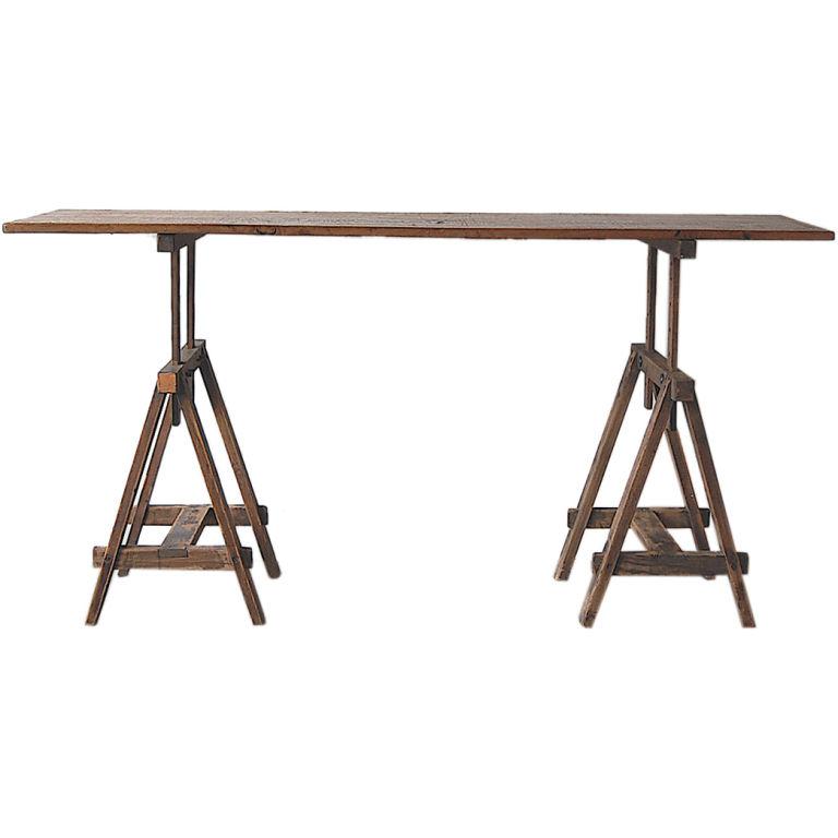 Belgian c. 1910 table