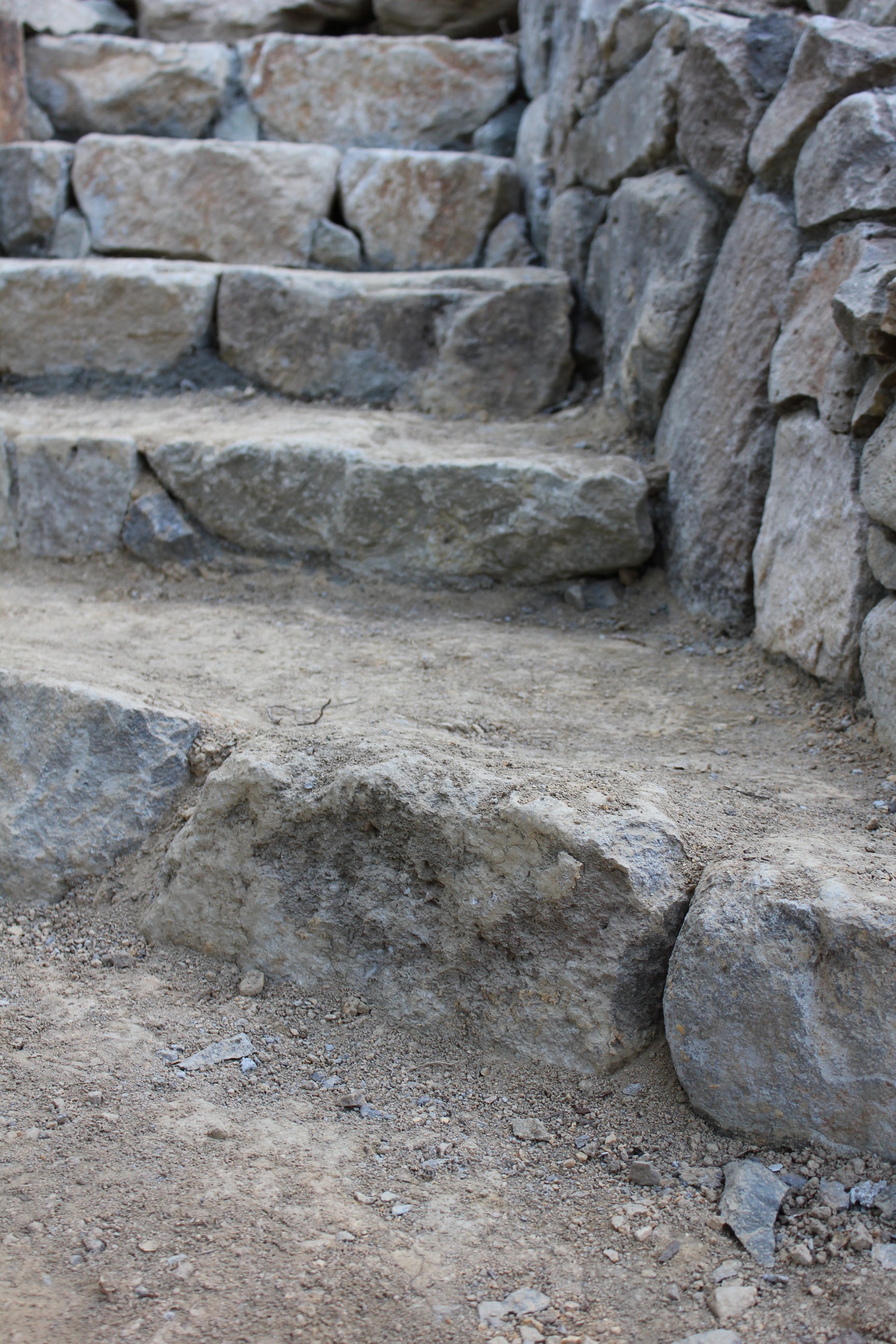 Stone Steps Trouvais