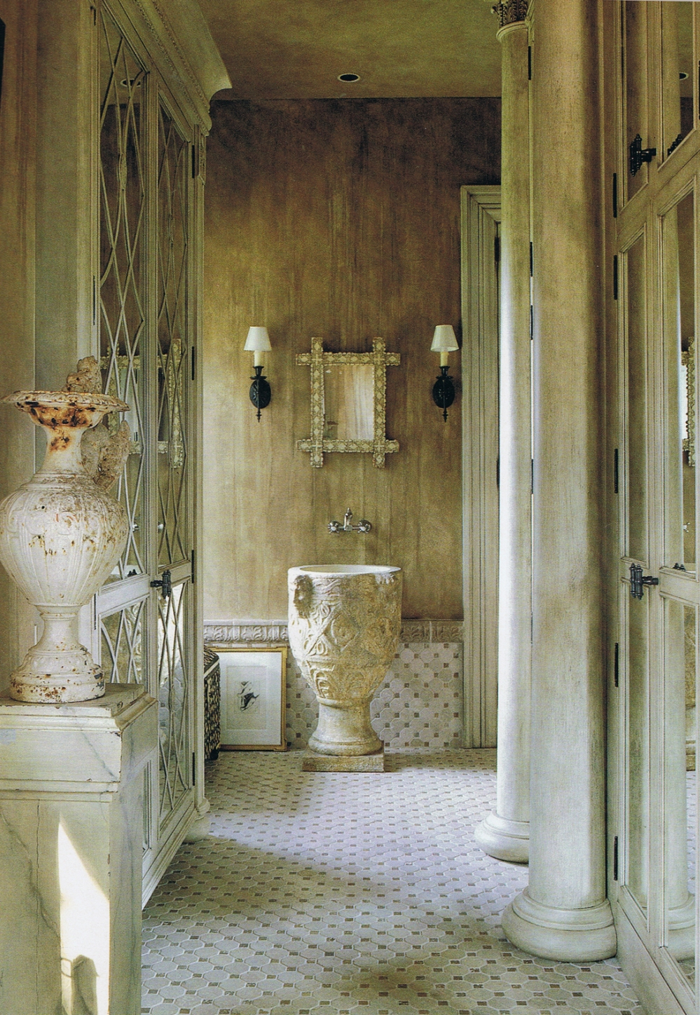 Barry Dixon Beautiful Baths BH&G '06