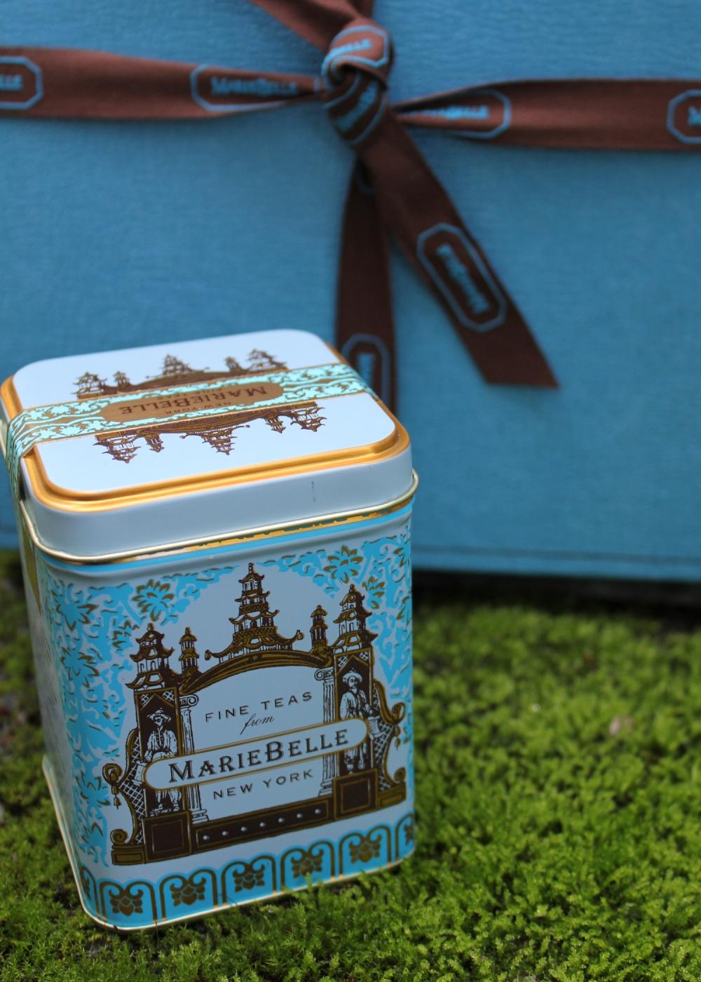 Trouvais MarieBelle tea