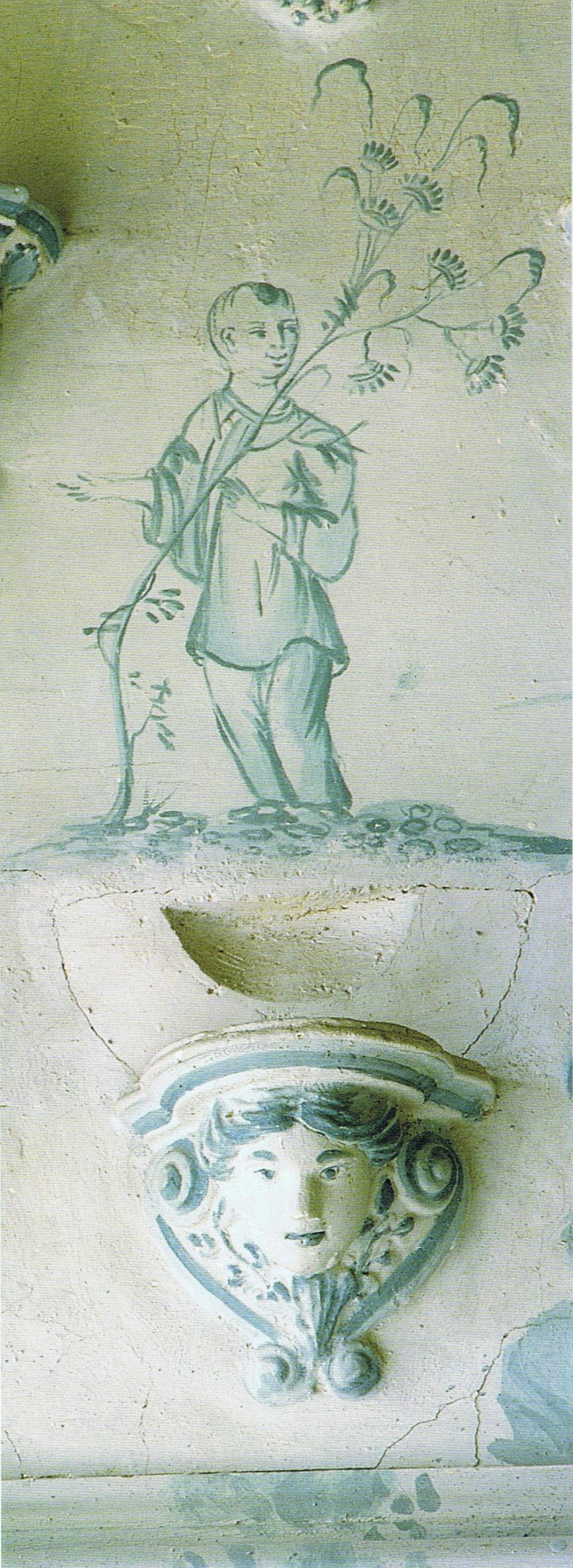 antique Swedish porcelain