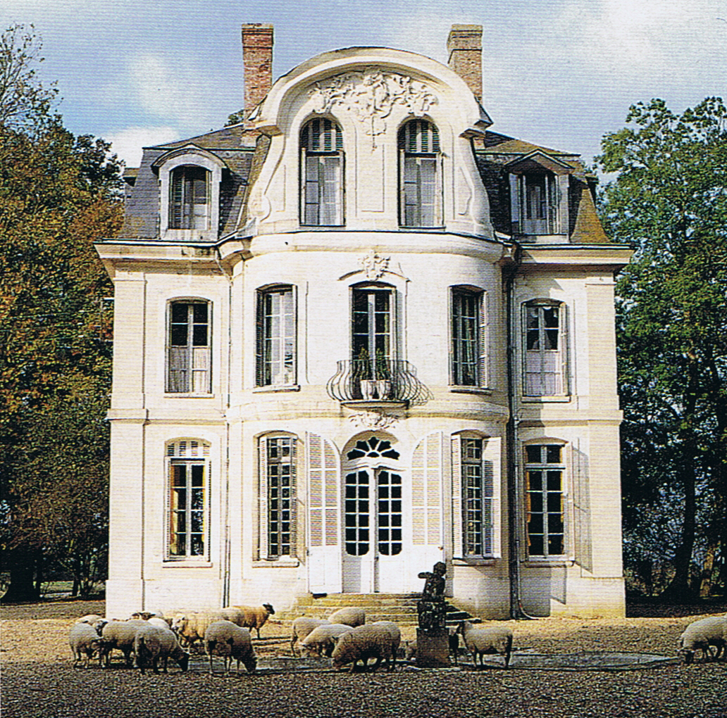 18th century french chateau trouvais for French chateau style