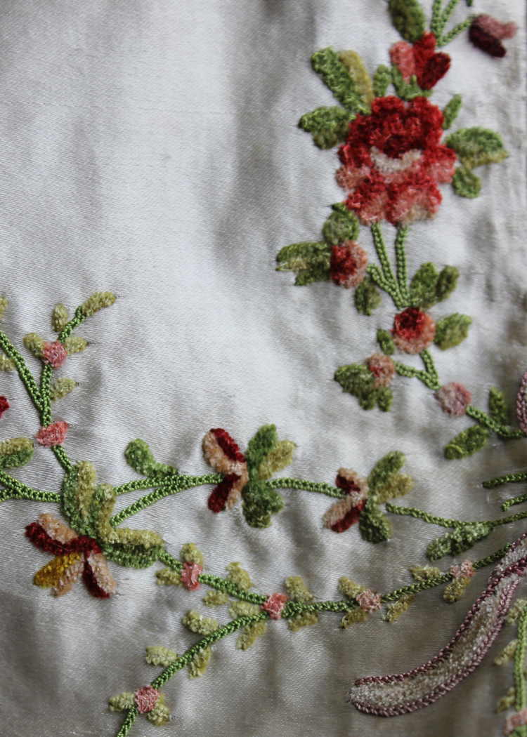 antique French textiles