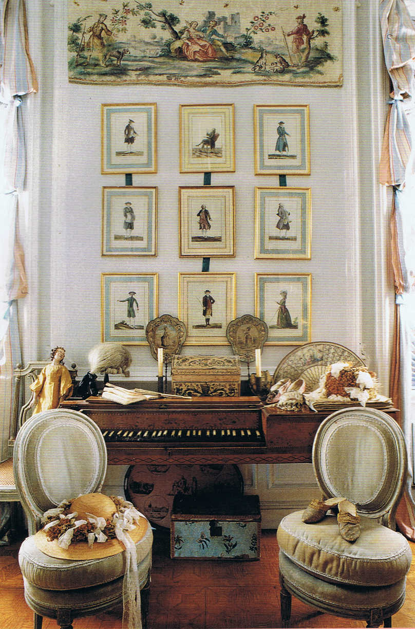 18th century French Style