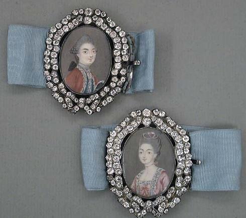 Paste framed miniatures