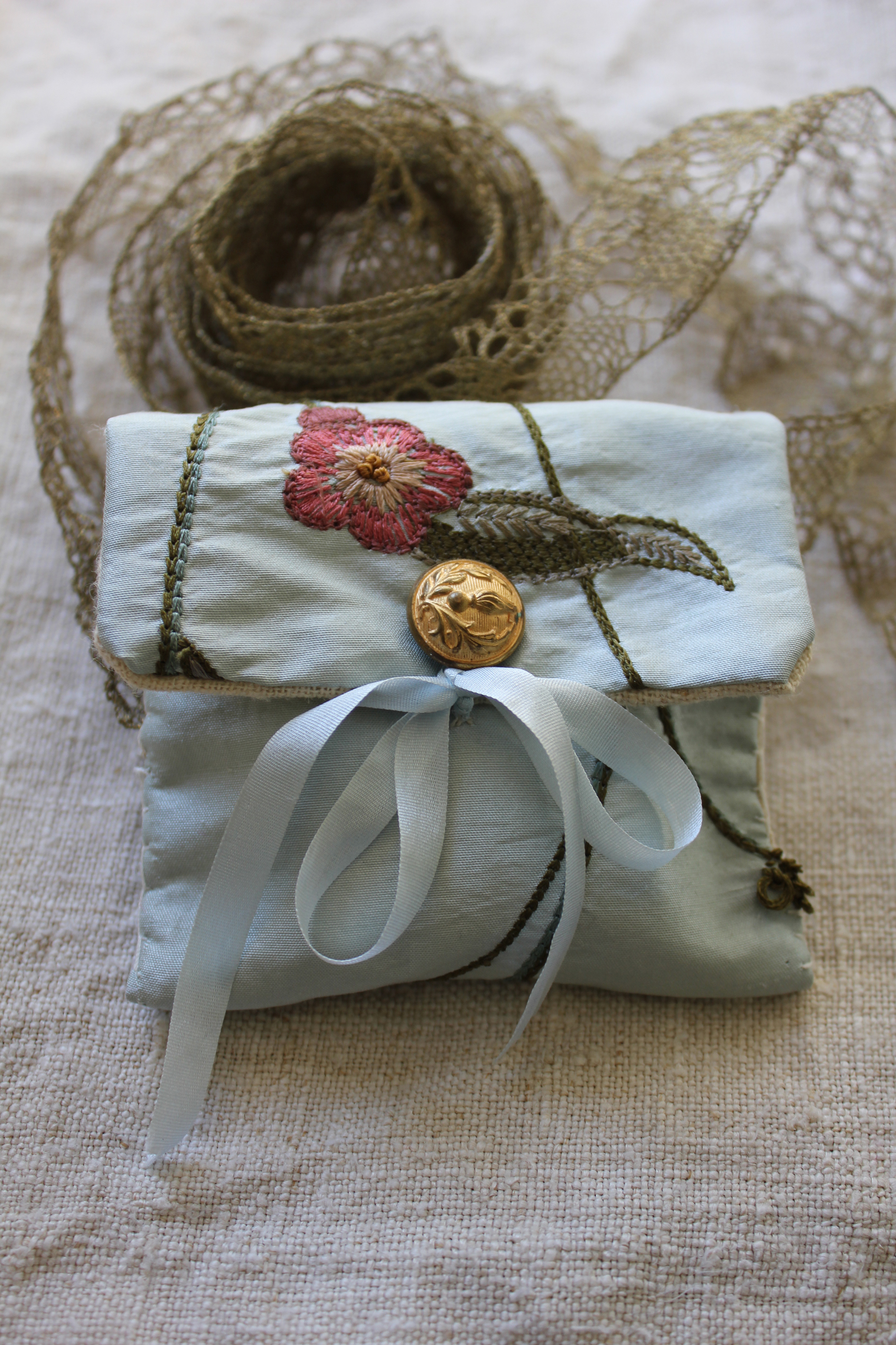 Sewing Project Fabric Basket Tutorial: Small Sewing Projects Trouvais