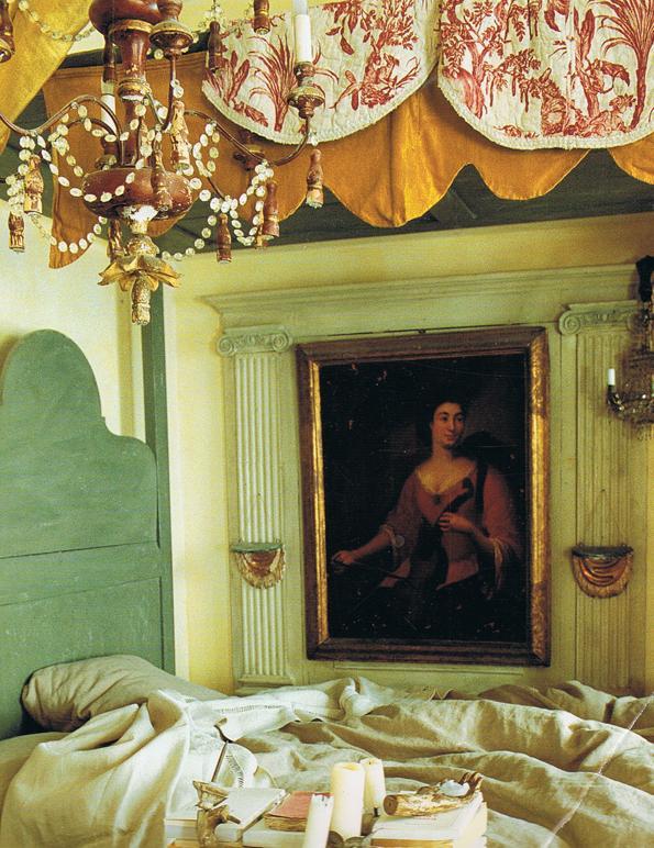 18th century lifestyle