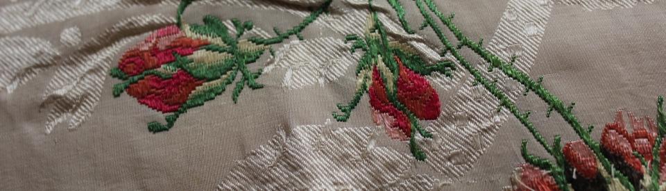 Trouvais...textiles