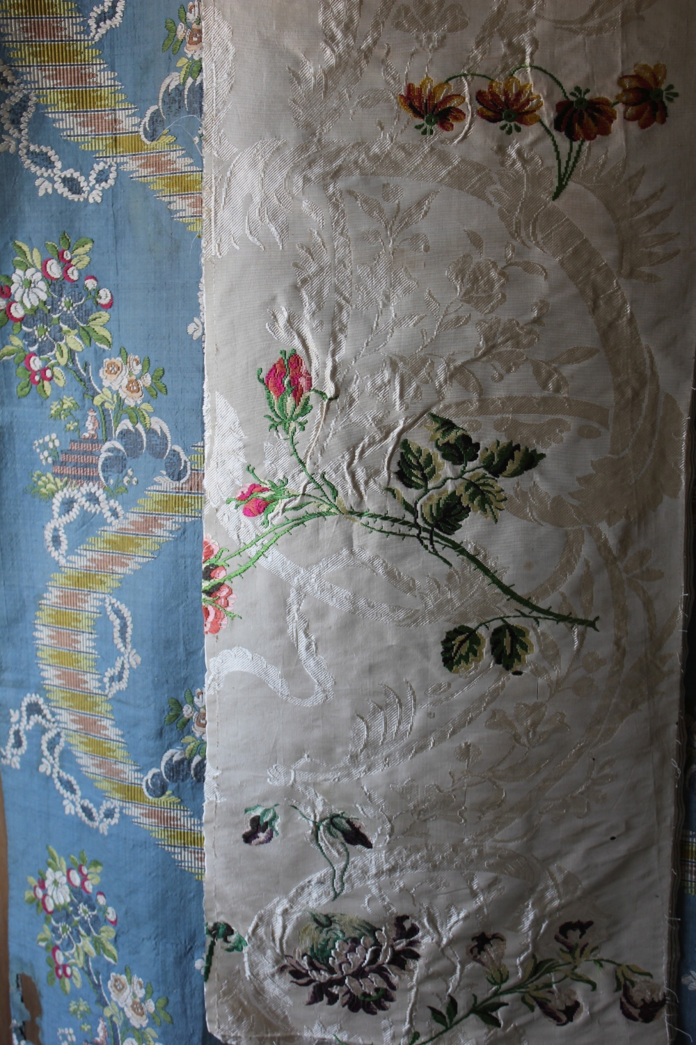 antique silks