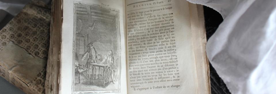 Trouvais antique books