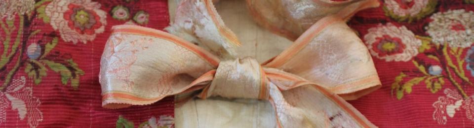 18th c silk