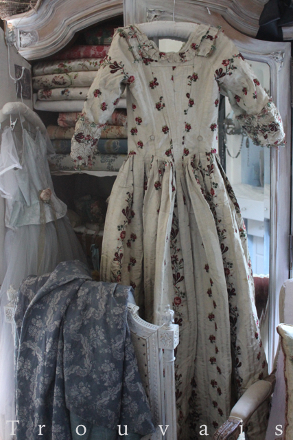 18th century silks