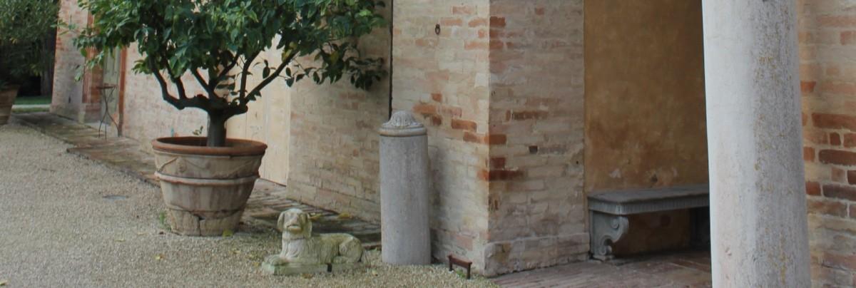 18th century Villa Centofinestre